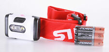 Silva Stirnlampe Active X Active XT Active Weiß/Schwarz/Rot Einheitsgröße