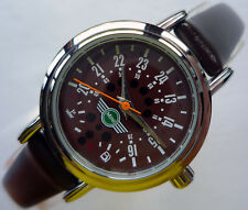 MINI Cooper S JCW Ladies Women's Classic Racing Sport Speedometer Design Watch