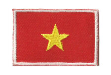Écusson badge patche thermocollant Vietnam Viet Nam petit 45x30mm