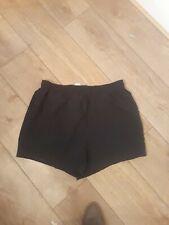 "Bnwt m/&s collection neutre beige imprimé lin jambe large pantalon taille 12 jambe 27/"""