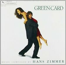 Hans Zimmer Green card (soundtrack, 1991) [CD]