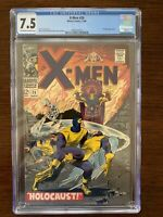 X-Men #26 CGC 7.5 (1966) El Tigre appearance.  Key!!
