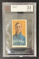 1909 T206 Jake Atz Portrait Piedmont 350 Chicago White Sox BVG 3.5 Very Good+