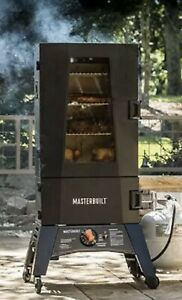 Masterbuilt MPS 330G ThermoTemp Propane Smoker - MB20050716 (NIB)