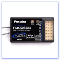 Futaba R3006SB 6ch Rx T-FHSS (S-Bus) (HV) 2.4GHz P-R3006SB (RB406672)