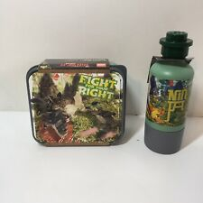 Water Bottle Lunch Box LEGO The Ninjago Movie Fight For Your Right Sand Green