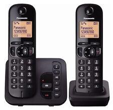 Panasonic KX-TGC222 Schnurlose Telefone - Schwarz