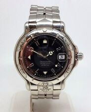 Tag Heuer 6000 Automatic Chronometer Gents Steel Watch *repairs* (2048)