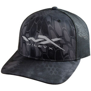 Wiley X Mens Mesh Baseball Cap Outdoor Tactical Army Combat Hat Kryptek Typhon