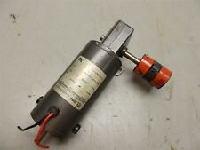 Rae Corporation 2423148 DC Motor 115VDC 197RPM 0.71A 15IN.LB.