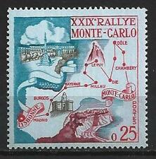 Monaco 1960 Yvert n° 524 neuf ** 1er choix