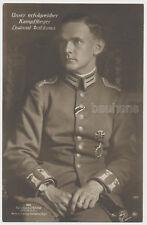 AK Kampfflieger Leutnant Hartmuth Baldamus (Wespe) Sanke 390 (3620)