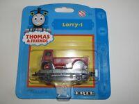Thomas the Tank Engine & Friends ERTL LORRY 1 Diecast metal train SEALED ON CARD