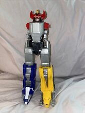 1991 Vintage Bandai Mighty Morphin Power Rangers Deluxe Megazord Incomplete