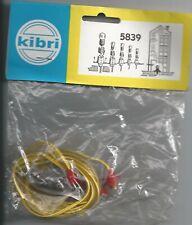 Eclairage KIBRI 5839 pour bâtiments Z N HO OO LGB TT