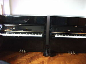 JAPAN Yamaha U1 Exam piano Excellent sound and touch Serial number > 4 million