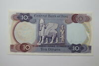 BANKNOTE IRAK 10 DENARS 1973 UNC B20 BK744
