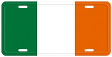 "Ireland Irish Country Full Color NO WHITE BORDER 6""x12"" License Plate Sign"