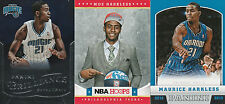 ROOKIE INVESTMENT LOT (100) MAURICE MOE HARKLESS 2012-13 RC CARDS BRILLIANCE