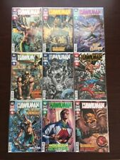 Hawkman #1-9 ( comics in EXCELLENT CONDITION!)