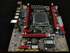 New X79 intel LGA 2011 motherboard ECC REG RAM LGA,3.5 MATX