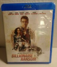 NEW SEALED Blueray DVD Billionaire Ransom Widescreen Edition Not rated