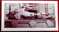 UFO - Individual Card #01 - INTERCEPTOR - George Bassett & Co - 1970