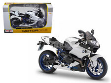 BMW HP2 SPORT WHITE/BLACK BIKE 1/12 MOTORCYCLE BY MAISTO 31159