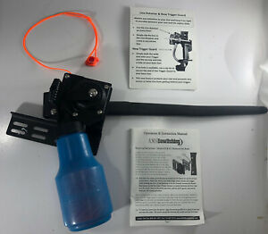 OPEN BUT NEVER USED! AMS Retriever 310RG Bowfishing Reel w/ Instruction Manual