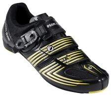 Pearl Izumi Road Race 2 Cycling Shoe - Black/Yellow - Mismatched Sizes
