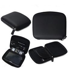 """5"""" In-car GPS Sat Nav Hard Case Wallet For TomTom Start 25 Europe Classic Gift"""