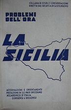 SICILIA FASCISMO SOCIETA'