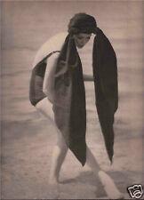 60's  Martin Munkacsi Photographed Rose Marie Reid - Halston Ad Editorial