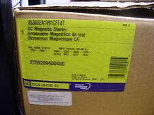 SQUARE D 8536SEA1V91CFF4T AC MAG STARTER NEMA 12/3R SIZE 3 STARTER IN ENCLOSURE