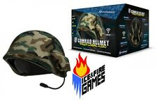 New ComRad Wireless Gaming Audio Helmet - PS4/ PS3/ Xbox 360/ PC Headset w/ Mic