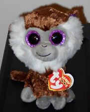 "Ty Beanie Boos ~ TAMOO the 6"" Monkey ~ 2017 NEW European Exclusive ~ IN HAND"