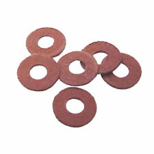 100x 3.5x8.0x0.5mm Fiber Insulating Washer Mother Board Washer pkg 141016