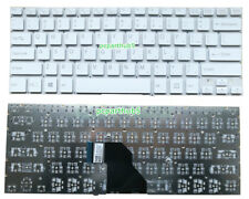 New White Sony VAIO SVF14 SVF142 SVF143 SVF14E SVF14215CXB Laptop Keyboard US
