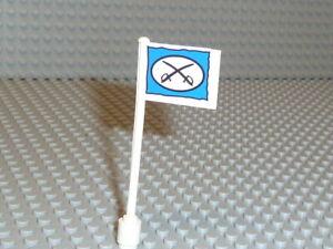 LEGO® Western 1x Flagge 3596pb05 aus 6769 6762 F2825