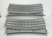 Lionel 6-12033 FasTrack O36 Curved Track, 5 Each (8 to a circle)