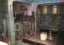 Carte Synagogue de CARPENTRAS L'intérieur