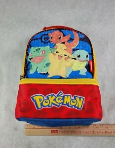 Pokemon Thermos Insulated Dual Section Lunch Bag Pikachu