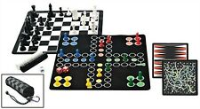 G.S.I. SPORTS PRODUCTS 99960 Backpack 5 In 1 Magnetic Game Set