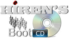 Hiren's Boot CD, Backup & Recovery, Virus Removal, Windows & Linux. PC CD-ROM