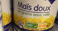 Lot revendeur destockage Palette De 11 Boites De Mais 300 Gr Chacune Petit Prix