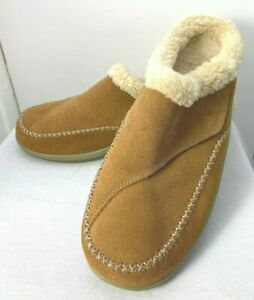 """New Womens Orthofeet """"Charlotte"""" Brown Suede Mules Clogs Slippers Sz. 7.5W"""