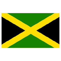Jamaica National Flag 5ft x 3ft P6T8