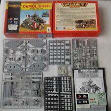 Unused LEMAN RUSS DEMOLISHER Imperial Siege Tank - Warhammer 40k 2nd Edition