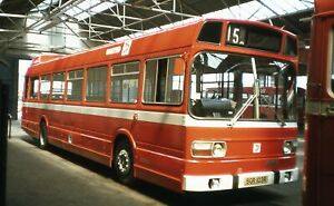 Original Colour slide, United Automobile, Leyland National, SGR103R