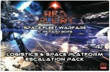 RICHARD BORG RED ALERT LOGISTICS & SPACE PLATFORM ESCALATION PACK - PSC GAMES